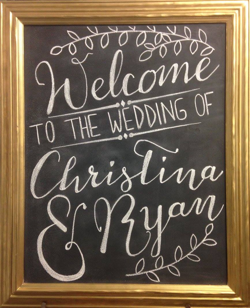 Chalkboard Designs Gallery